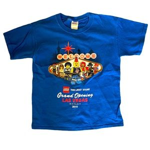 Lego Las Vegas Grand Opening Collectable T-Shirt M